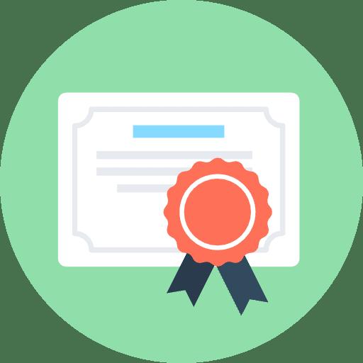 Преподаватели имеют  сертификаты